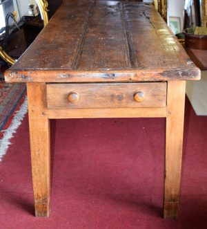 Sycamore / Oak Table